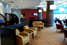 Brussels Airport - Diamond Lounge A