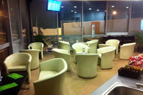 Budapest Airport - Menzies lounge
