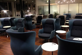 Aeropuerto de Copenhague - Apartment lounge