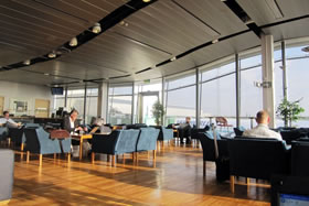Aeropuerto de Gotemburgo - Menzies aviation lounge